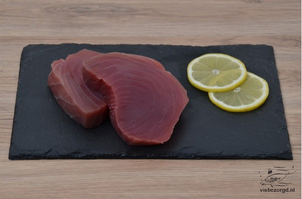 Tonijn filet 100 gram
