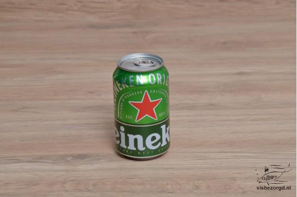 blikje Heineken bier
