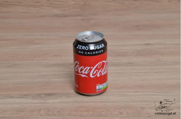 blikje Coca Cola Zero