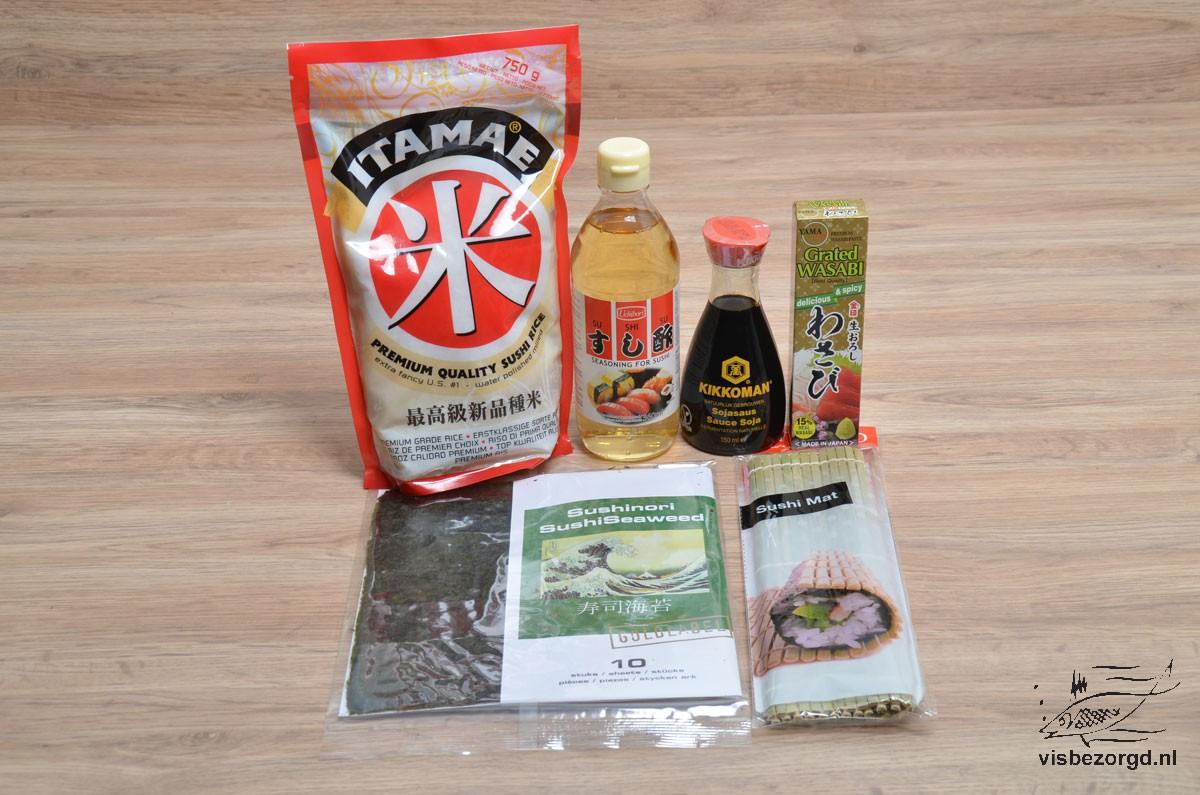 Sushi startpakket