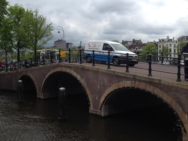 visbezorgd.nl in Amsterdam