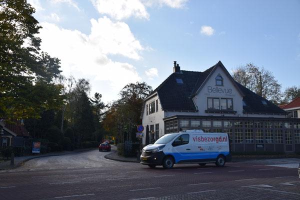 visbezorgd.nl in Blaricum