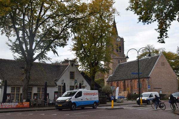 visbezorgd.nl in Laren