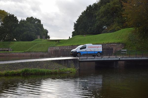 visbezorgd.nl in Naarden